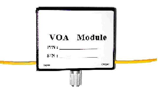 VOA ( Variable Optical Attenuator )